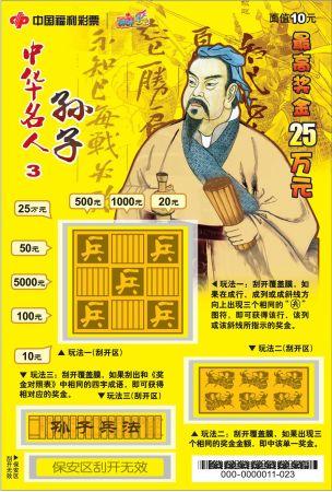 中华名人-孔子 10元面值